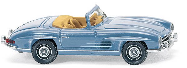 083407 - Wiking Mercedes Benz 300 SL Roadster