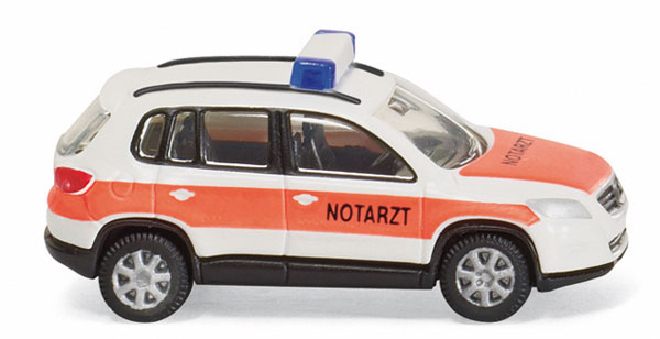 092002 - Wiking Notarzt Volkswagen Tiguan Emergency Vehicle