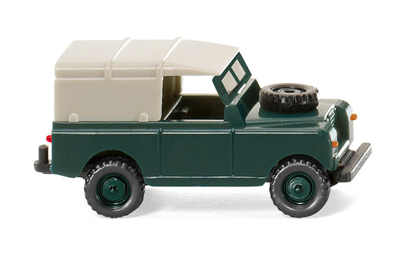 092302 - Wiking Model 1958 Land Rover