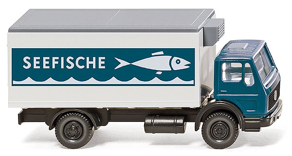 094206 - Wiking Seefische Mercedes Benz Refrigerated Truck