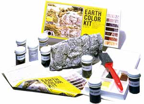 C1215 - Woodland Scenics Earth Colors Kit