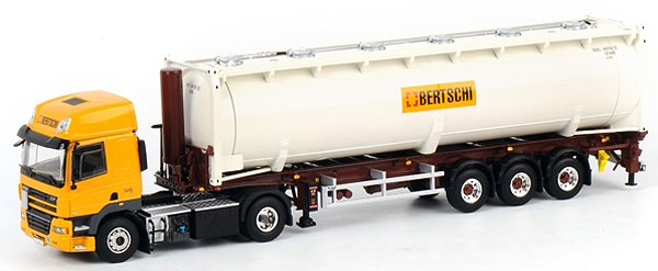 01-1065 - WSI Model Bertschi DAF CF 85 Space Cab
