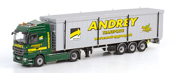 01-1187 - WSI Model Andrey MB Actros MP3 LH