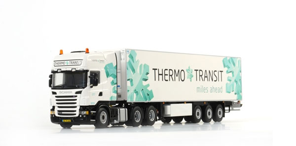 01-1207 - WSI Model Thermo Transit Scania R Topline Tractor
