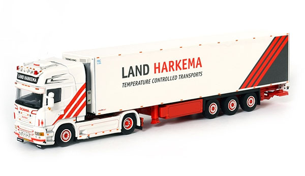 01-1280 - WSI Model Land Harkema Scania R6 Topline