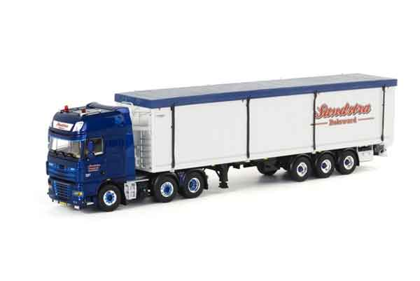 01-1351 - WSI Model Sandstra Bolsward DAF XF 105 Super