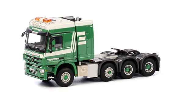 01-1446A - WSI Model Mercedes Benz Actros MP3 L Cab