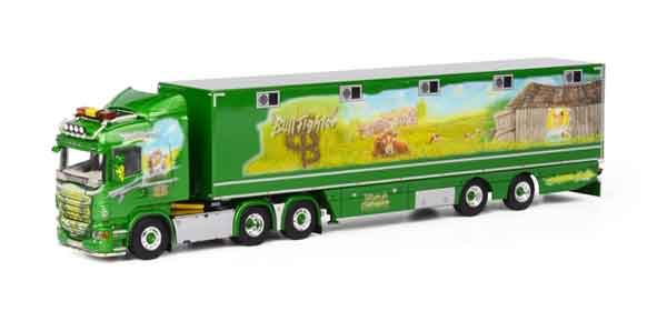 01-1579 - WSI Model Peter Bjork Bullfighter Scania R Highline