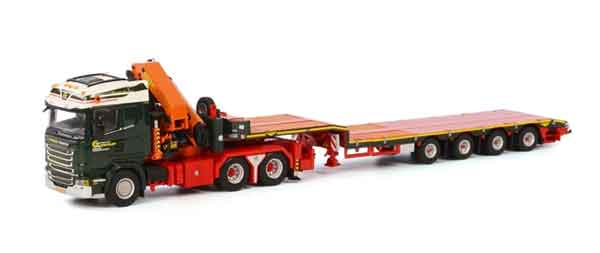 01-1746 - WSI Model Goudriaan Transport Scania Streamline Highline and