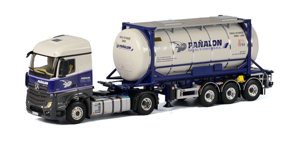 01-1865 - WSI Model Panalon Multimodal SA Mercedes Benz Actros Streamspace