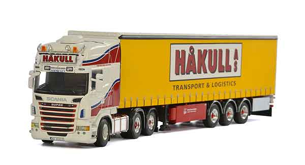 01-1892 - WSI Model Hakull Scania R Topline