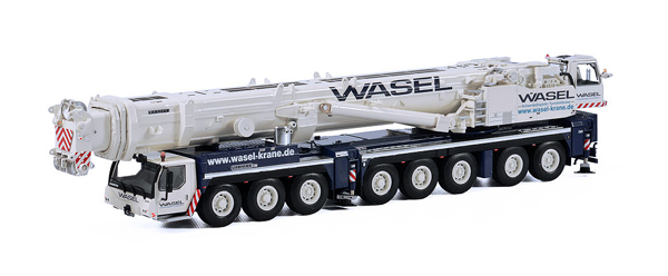 01-2050 - WSI Model Wasel Liebherr LTM 1500 81 Mobile