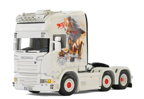 01-2102 - WSI Model TiDe Spedition Scania R Streamline Topline
