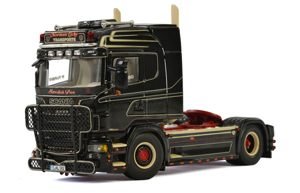 01-2105 - WSI Model Norman Lichy Transporte Scania R Highline