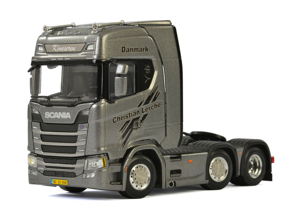 01-2219 - WSI Model Christian Lerche Scania