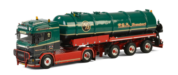01-2269 - WSI PGA Transport Scania Streamline Highline Tractor