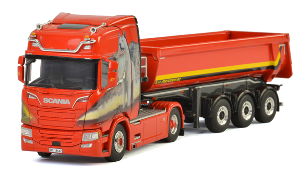 01-2286 - WSI Model Mayolani Scania R Highline CR20H Tractor