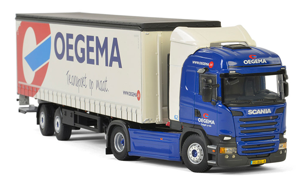 01-2315 - WSI Model Oegema Scania Streamline Highline Tractor