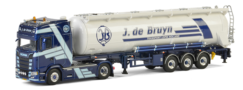 01-2333 - WSI Model J de Bruyn Scania