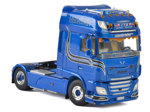 01-2339 - WSI Max Steffen DAF XF SSC Tractor