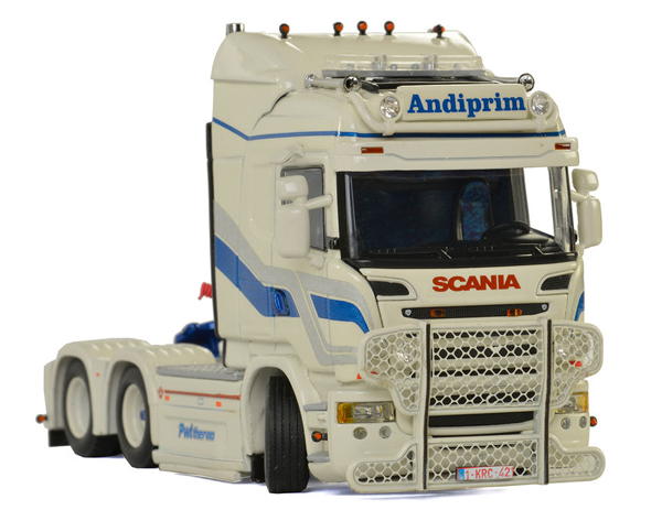 01-2354 - WSI Model Andiprim Scania Streamline Highline Tractor Cab
