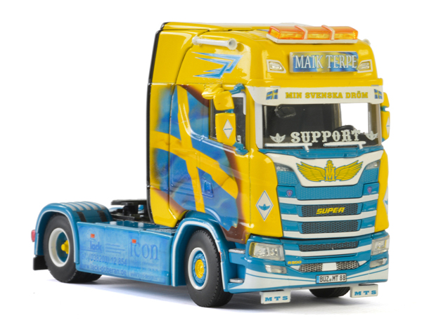 01-2362 - WSI Model Maik Terpe Scania