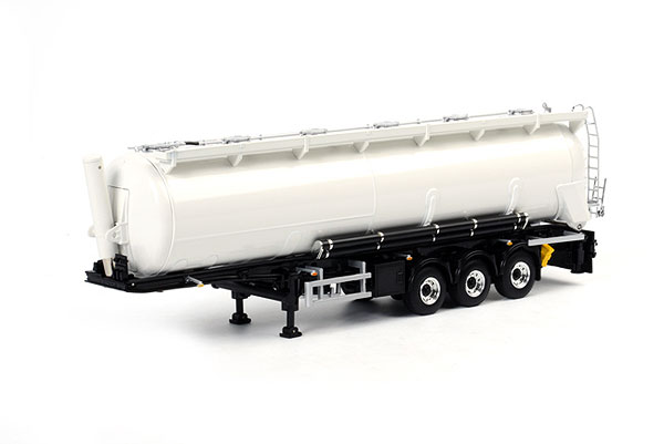 03-1011 - WSI Model Bulk Powder Dumping Tanker Trailer