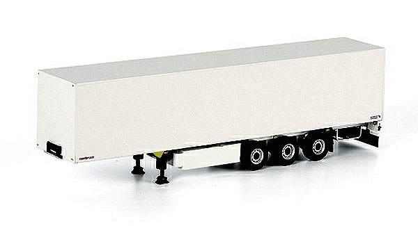 03-1072 - WSI Model 3 Axle Dry Van Trailer