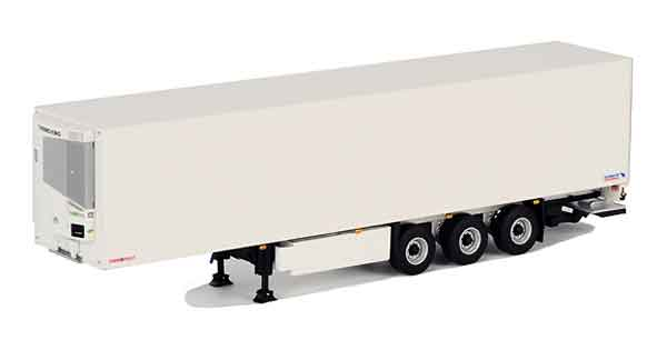 03-1109 - WSI Model 3 Axle Thermoking Reefer Trailer