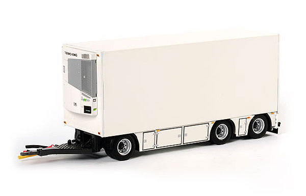 03-1131 - WSI Model 3 Axle Reefer Trailer