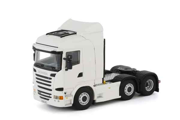 03-1140 - WSI Model Scania R Streamline Highline White Line