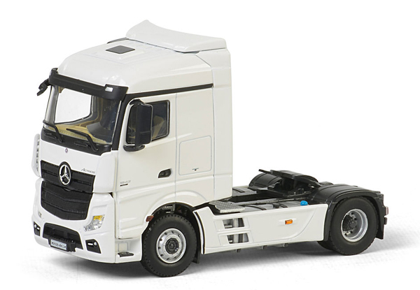 03-2010 - WSI Model Mercedes Benz Actros MP4 Stream Space