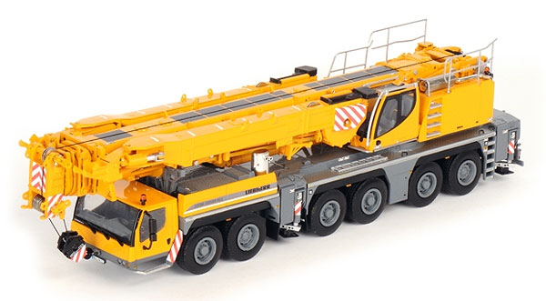 04-1080 - WSI Model Liebherr LTM 1350 61 Truck Mounted