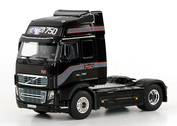 04-1087 - WSI Model Volvo FH16 Globe XL