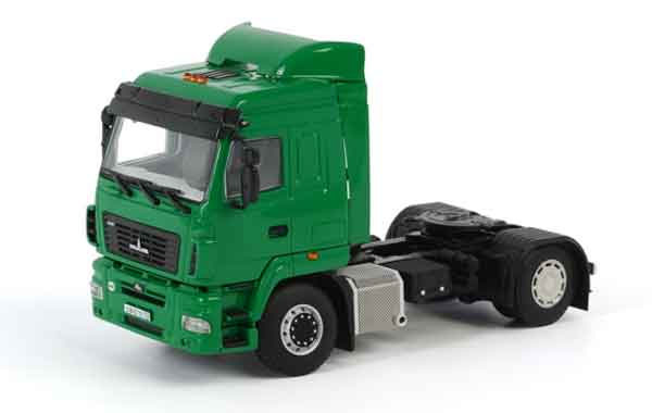 04-1134 - WSI Model MAZ 5440 4x2 Green Cab Only