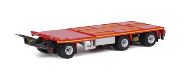 04-1143 - WSI Model Jumbo Extendable Trailer WSI Premium Line