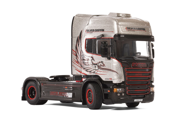 04-1178 - WSI Model Scania Streamline Topline Cab Only