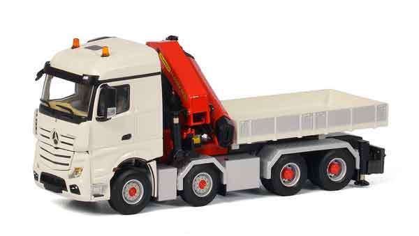 04-1183 - WSI Model Mercedes Benz Actros MP4 StreamSpace Tractor
