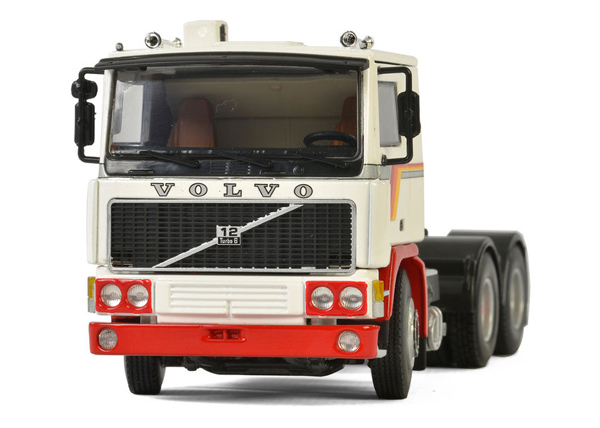 04-2015 - WSI Model Volvo F12 Tractor Cab Only