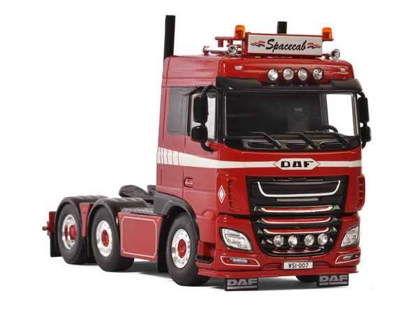 04-2021 - WSI Model DAF XF SC Tractor Cab Only