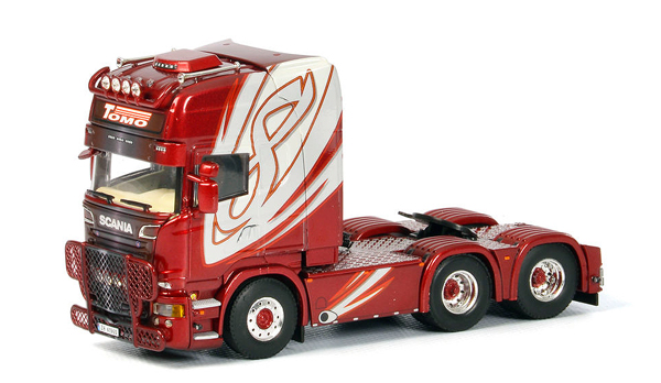 05-0055 - WSI Model Tomo Scania Streamline Topline Cab Only