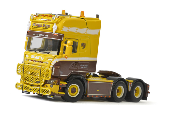05-0061 - WSI Model Morten Skov Scania R Topline Showtruck