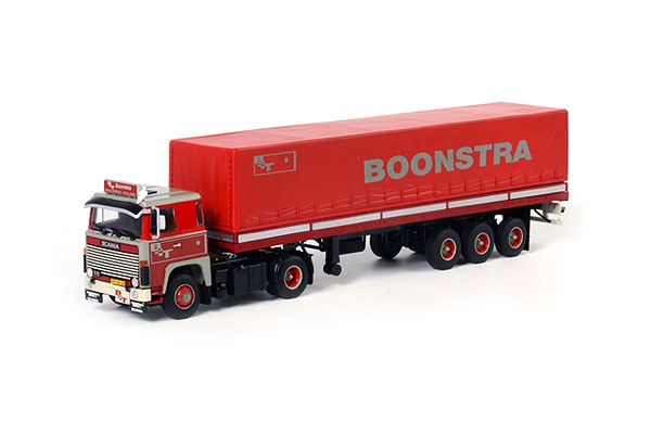 06-1054 - WSI Model Boonstra Scania 111_141 Tractor