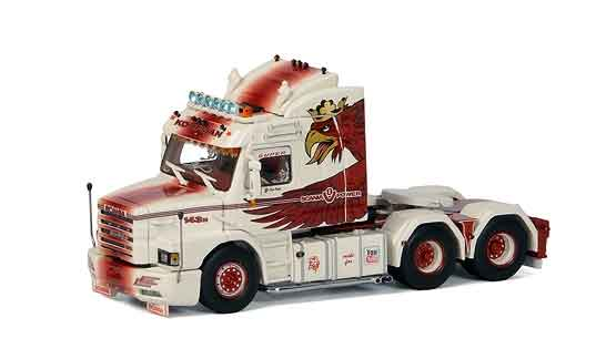 06-1113 - WSI Model Koopmann Scania Series 3 Torpedo Streamline