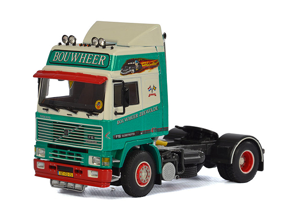 06-1115 - WSI Model Bouwheer Volvo F16 GL Cab Only