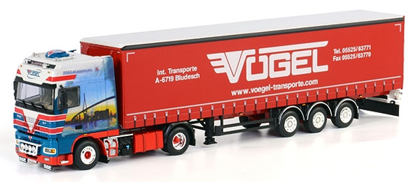 07-1004 - WSI Model DAF XF 95 Super Space