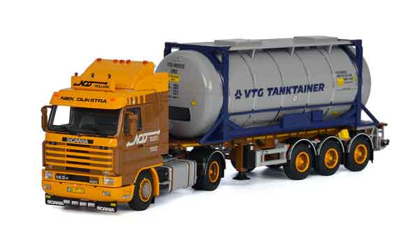 07-1057 - WSI Model Niek Dijkstra Scania 113 143 Streamline