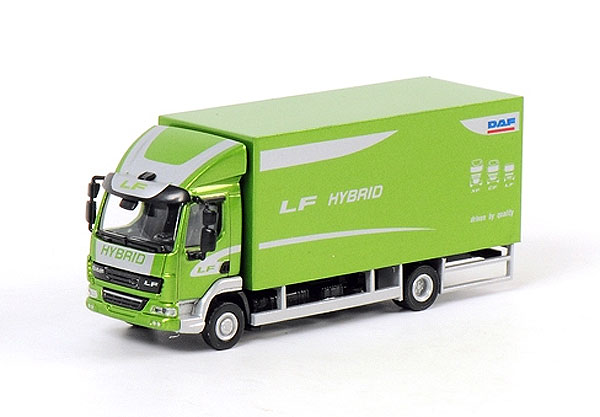 08-1002 - WSI Model DAF LF Hybrid Box Truck