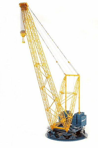 10117 - WSI Model Sarens SGC 120 Ringer Crane One