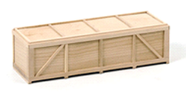 12-1012 - WSI Model Wooden Box Load 185 cm